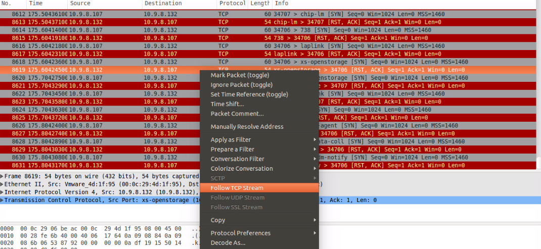 Extract Rtp From Pcap